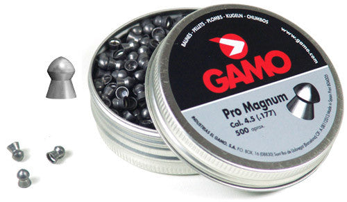 Gamo .17 Air Rifle Pellets