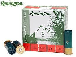Remington Shurshot 34gr No:4,5,6,7 & 8