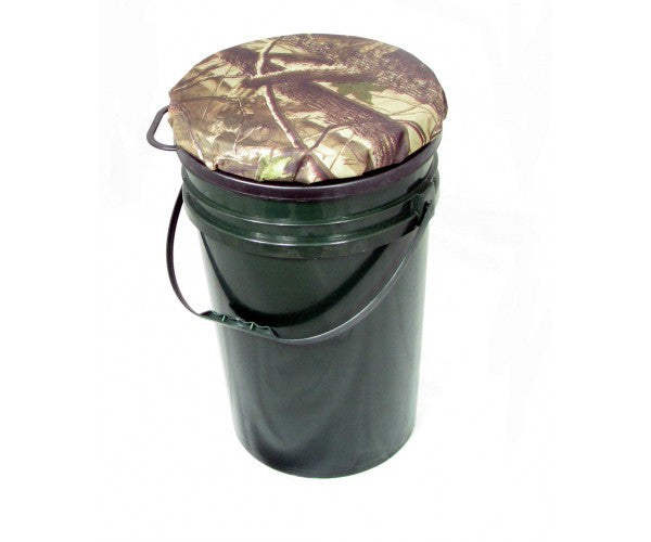 Wildhunter Camo Spin Seat
