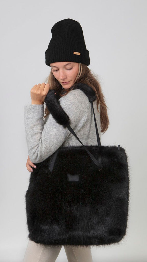 Barts Salween Shopper Faux Fur Bag