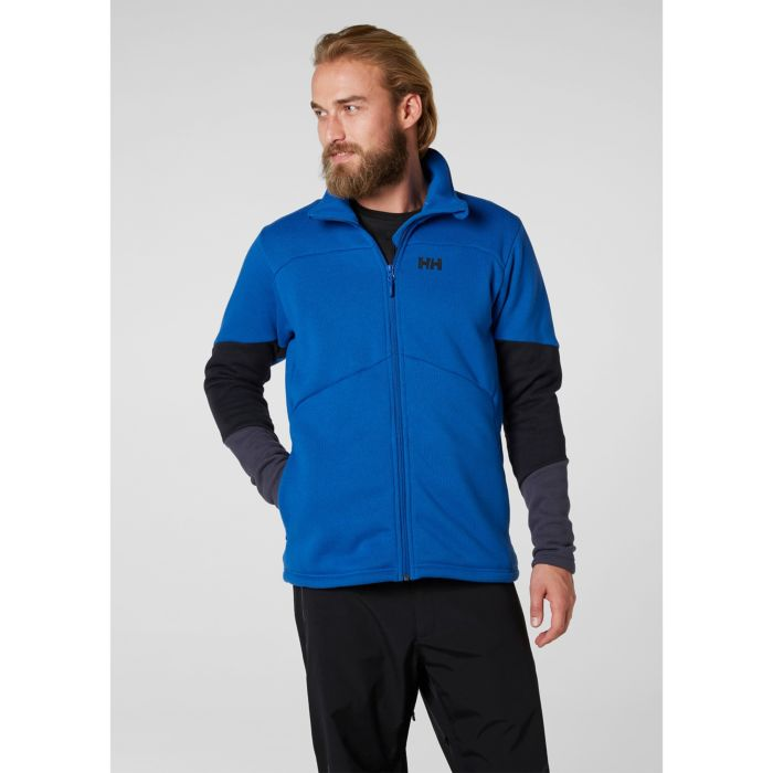 Helly Hansen Mens EQ Black Midlayer Jacket