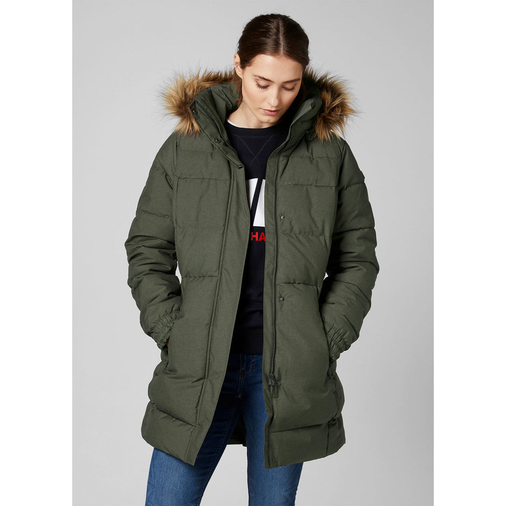 Helly Hansen Womens Blume Puffy Parka