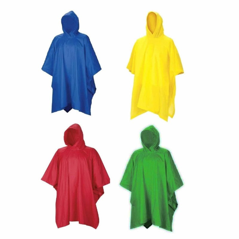 Highlander Lightweight Hooded Poncho