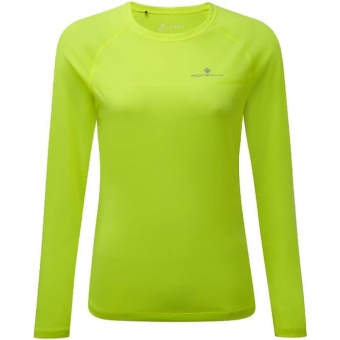 Ronhill Womens Everyday Long Sleeve Running Tee