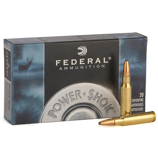 Federal .243 WIN 100gr Soft Point