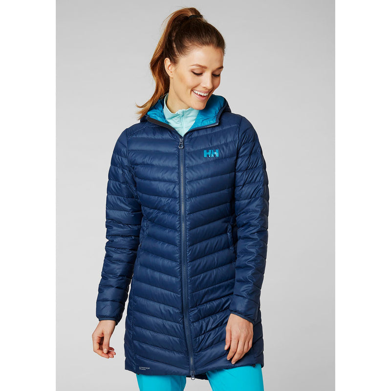 Helly Hansen Womens Verglas Long Insulator Jacket