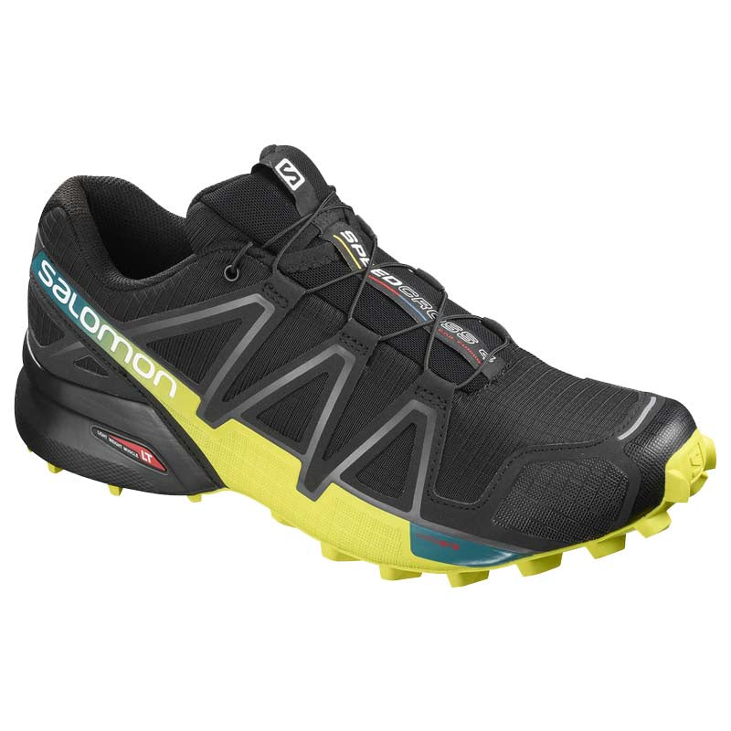 Salomon Mens Speedcross 4 Shoes