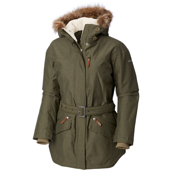 Columbia Womens Carson Pass II Jacket