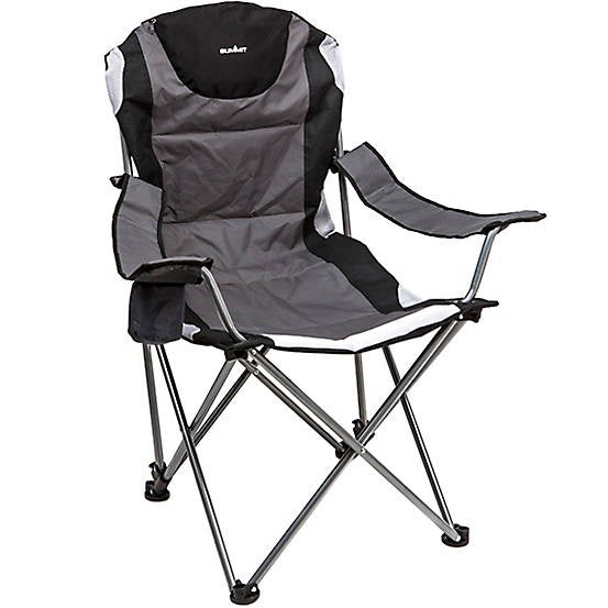 Summit 3 Position Padded Relaxer Chair