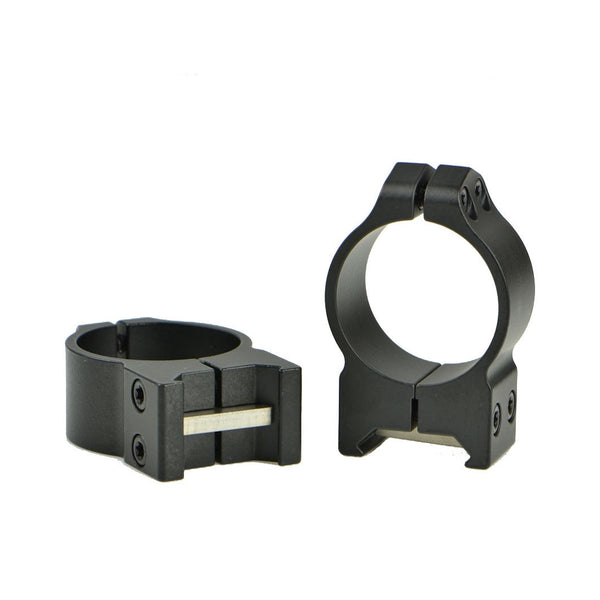 Warne Scope Mounts Maxima Series 214M 30mm Fixed Medium Matte Rings
