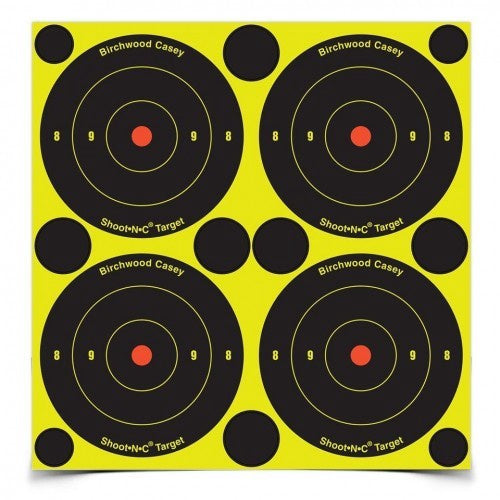 "Birchwood Casey Shoot-N-C 3"" Reactive Targets"