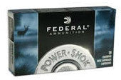 Federal 6.5x55 Swedish Power-Shok 140gr SP