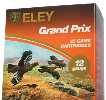 Eley Grand Prix 12g 32g Shotgun Shells