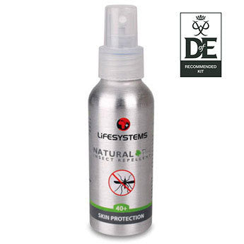 Lifesystems Natural 30+ Insect Repellent Spray