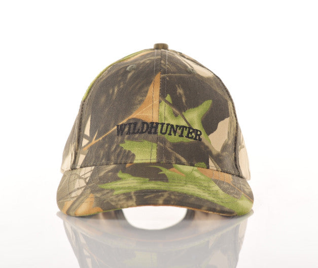 Wildhunter Camo Cap