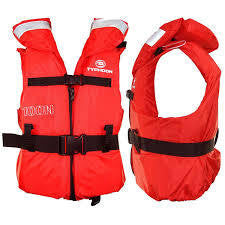 Ocean Safety Crewsaver Lifejacket