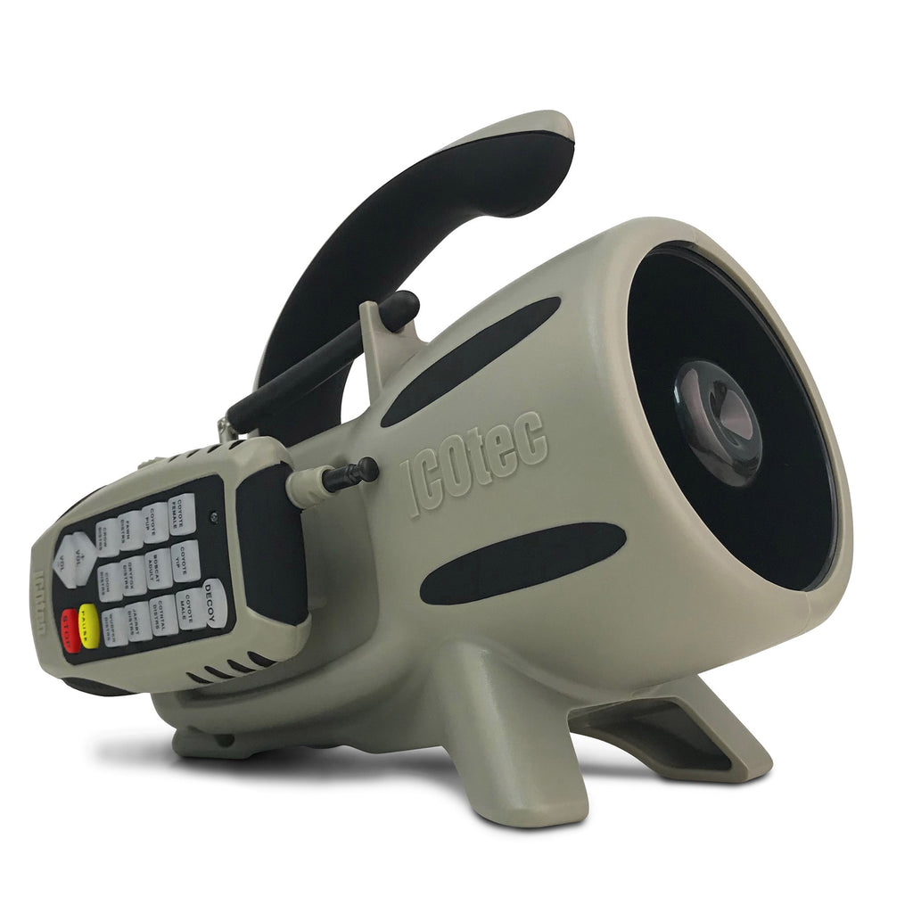 ICOtec GC350 Gen 2 Programmable Fox Caller