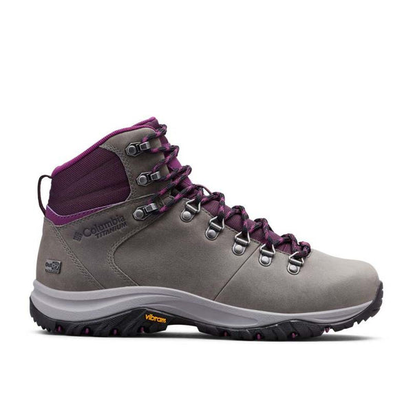 Columbia Womens 100MW Titanium Outdry Hiking Boot