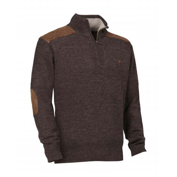 Verney Carron Fox Hunting Zip Pullover