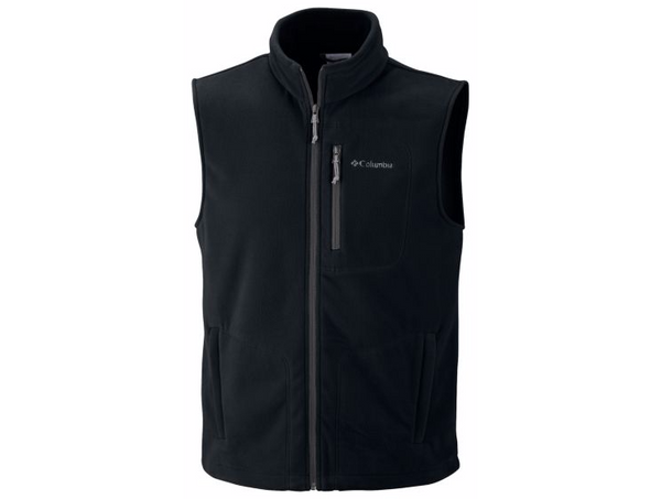 Columbia Mens Fast Trek Fleece Vest