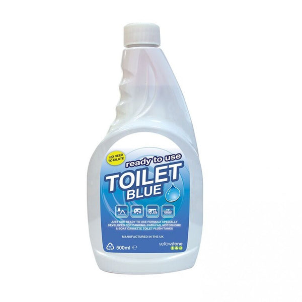 Yellowstone 500ml Toilet Blue