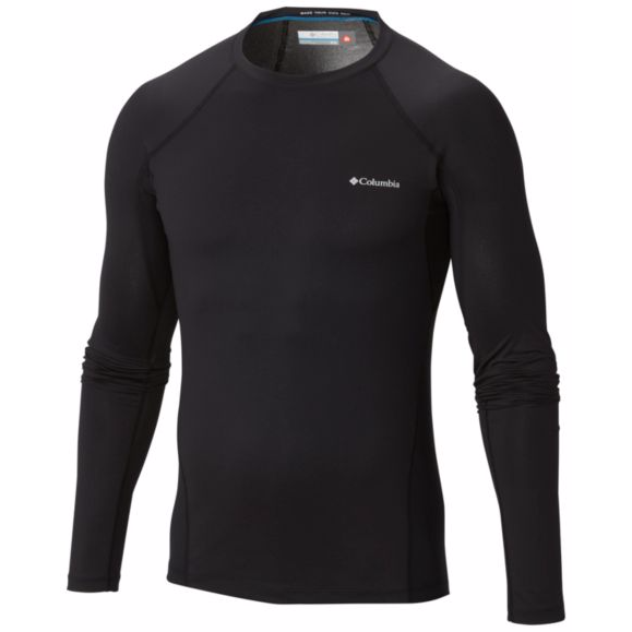 Columbia Mens Midweight Stretch Long Sleeve Top Baselayer
