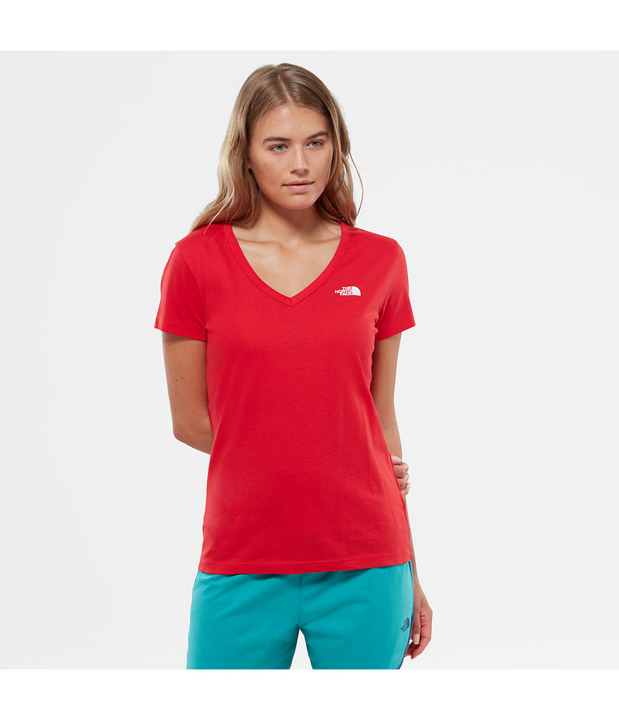 The North Face Womens Simple Dome Tee