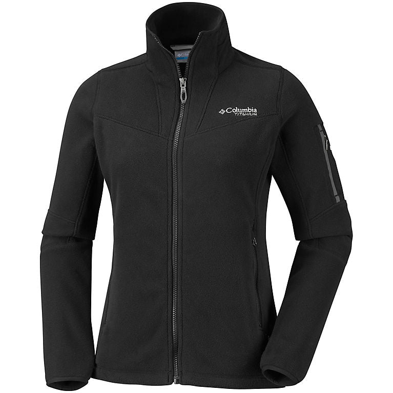 Columbia Womens Titan Pass II 1.0 Fleece