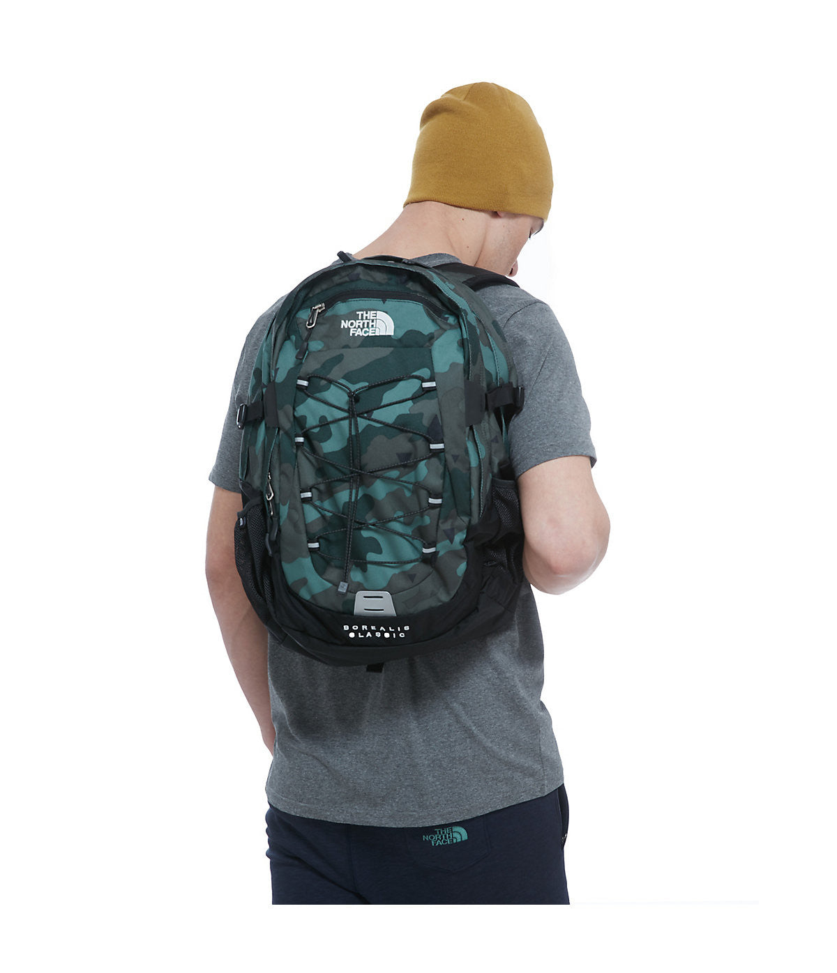 The North Face Borealis Classic Backpack Outdoor Sports