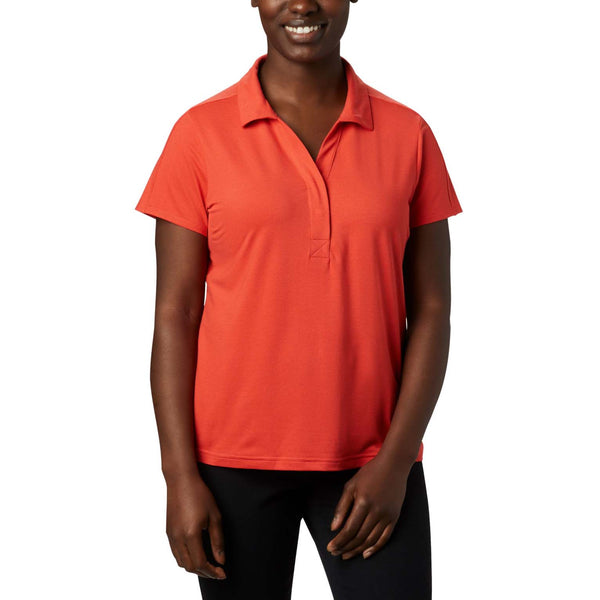Columbia Womens Firwood Camp II Polo