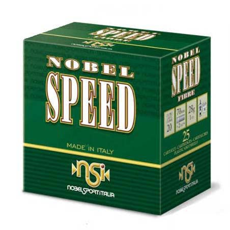 NSI Nobel Speed 20g 28g Shotgun Shell