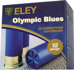 Eley Olympic Blues 12g Trap Shells