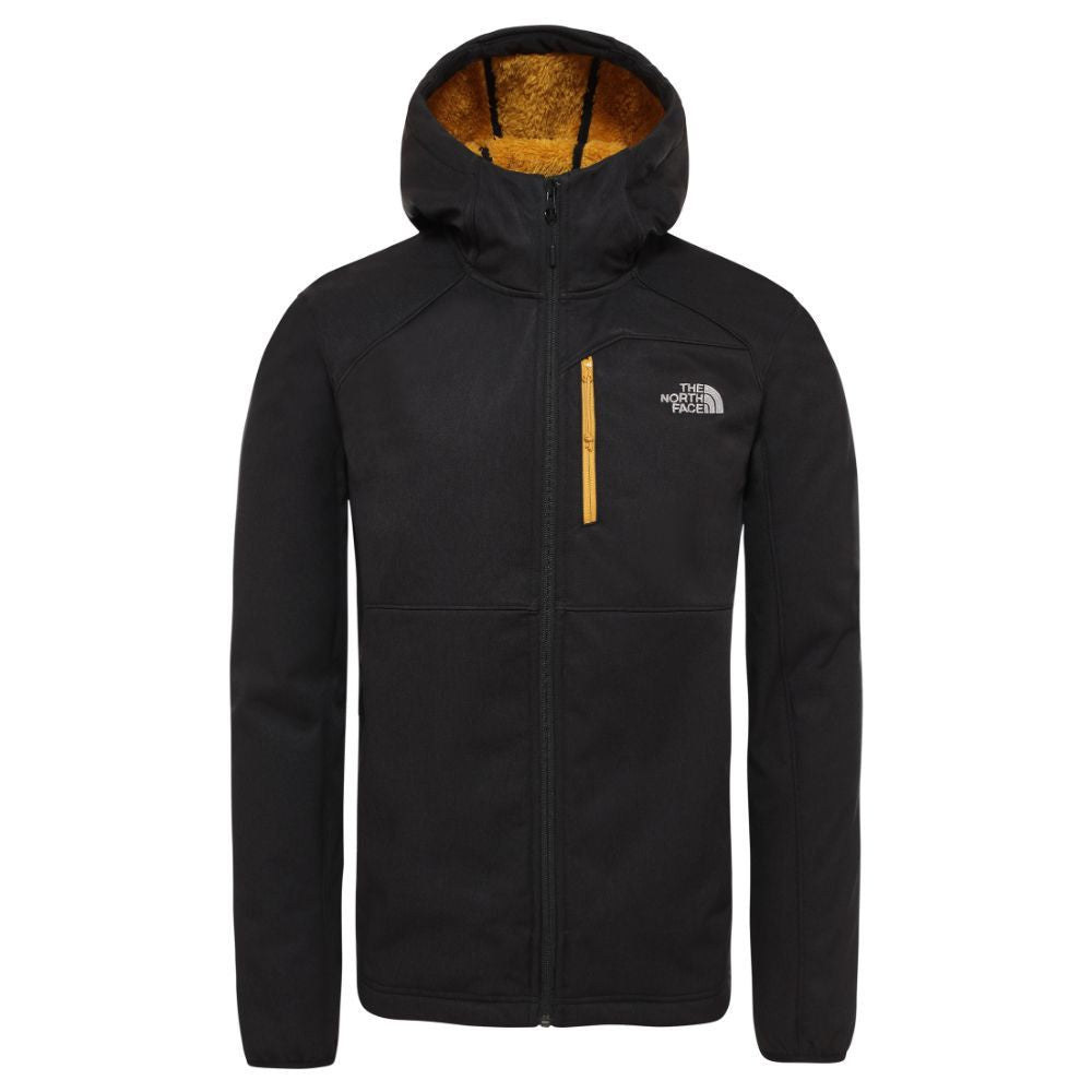The North Face Mens Quest Hooded Softshell