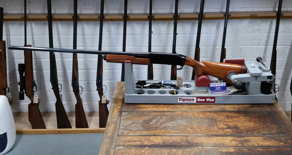 Manufrance 12g Pump Action Shotgun