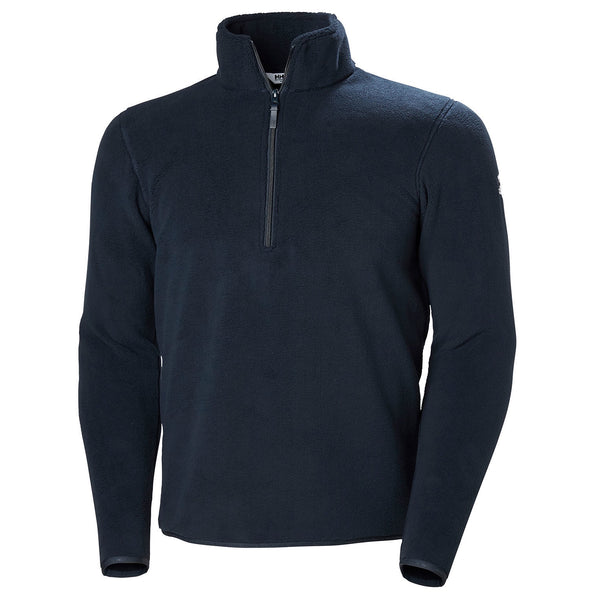 Helly Hansen Mens Feather Pile 3/4 Zip Fleece