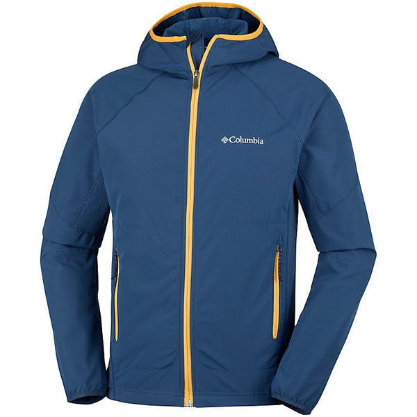Columbia Mens Sweet As II Softshell Hoodie