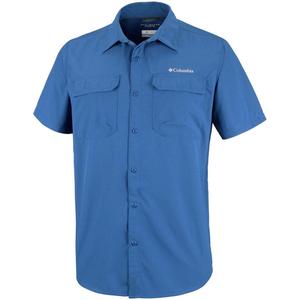 Columbia Mens Silver Ridge II Short Sleeve Shirt