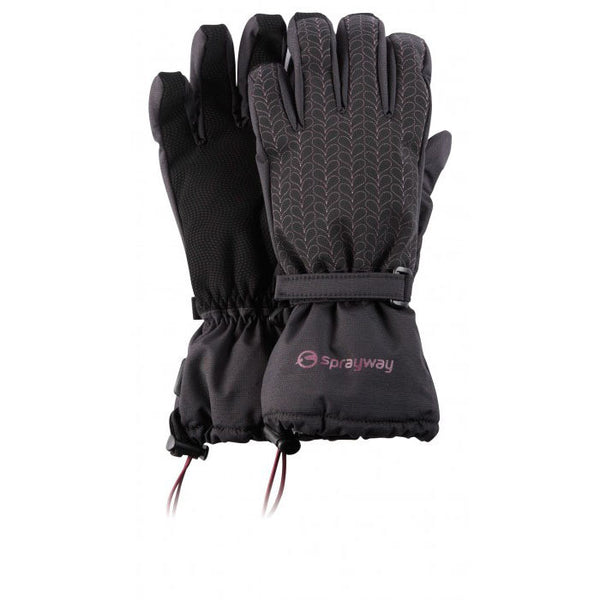 Sprayway Womens Hydro/Dry Trek Glove