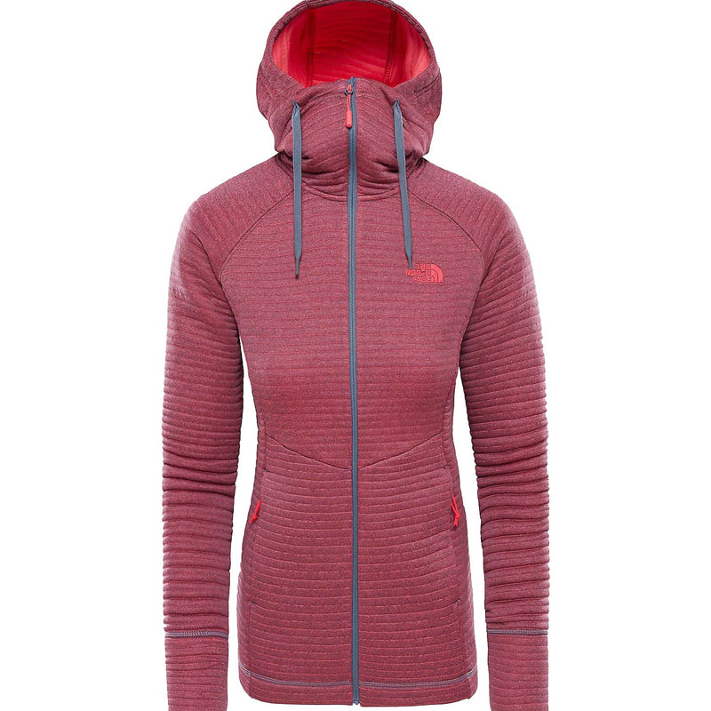 The North Face Womens Hikesteller Midlayer Jacket