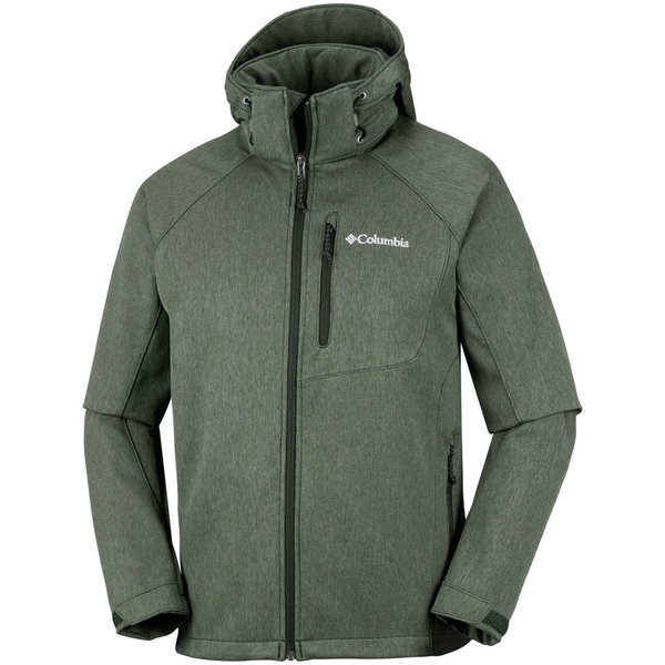 Columbia Mens Cascade Ridge II Softshell Jacket