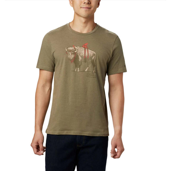Columbia Mens Piney Falls Graphic Tee