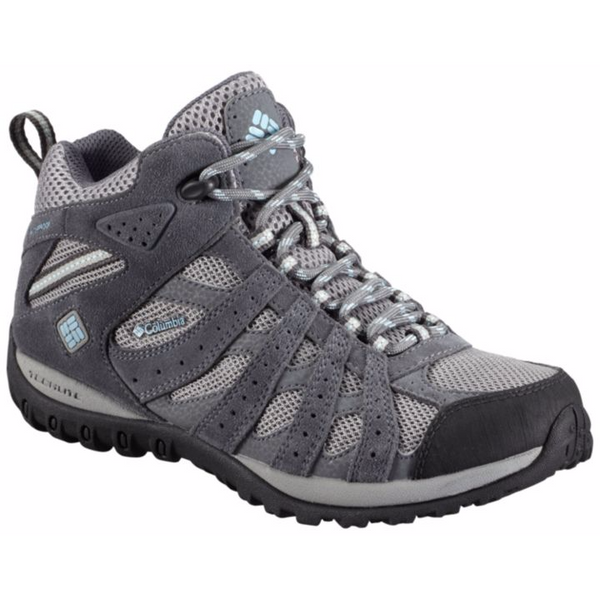 Columbia Womens Redmond Mid Waterproof Boot