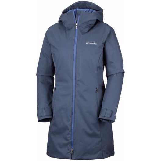 Columbia Womens Autumn Rise Mid Jacket