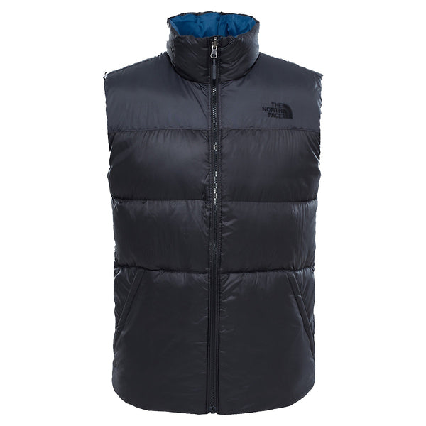 The North Face Mens Nuptse III Zip-In Gilet