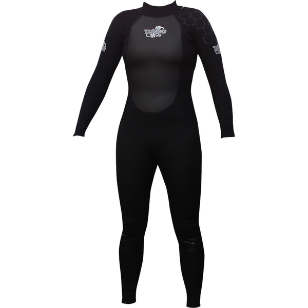 TWF Ladies Turbo Full Wetsuit