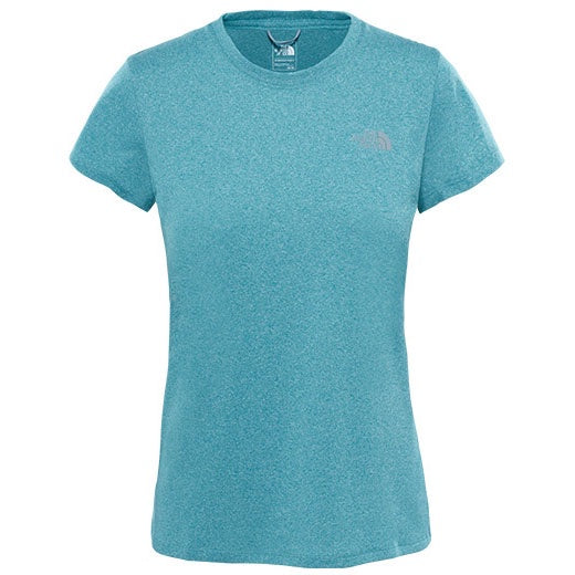The North Face Womens Reaxion Amp Short Sleeve Tee