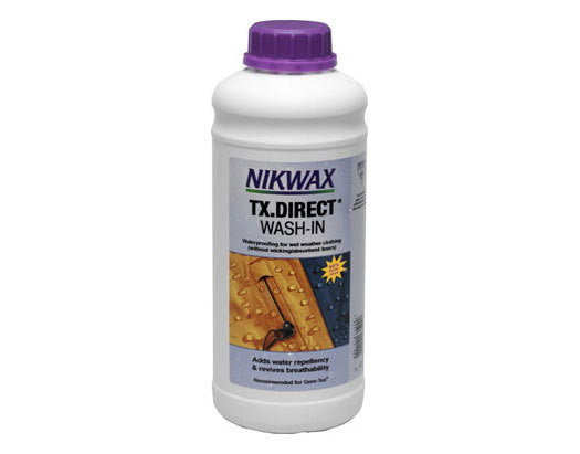 Nikwax TX Direct Wash In Proofer 1 Litre