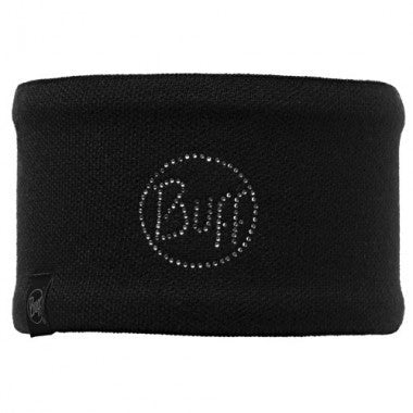 Buff Chic Black Neckwarmer