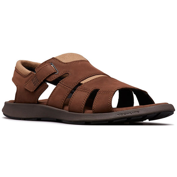 Columbia Mens Salerno Leather Sandal
