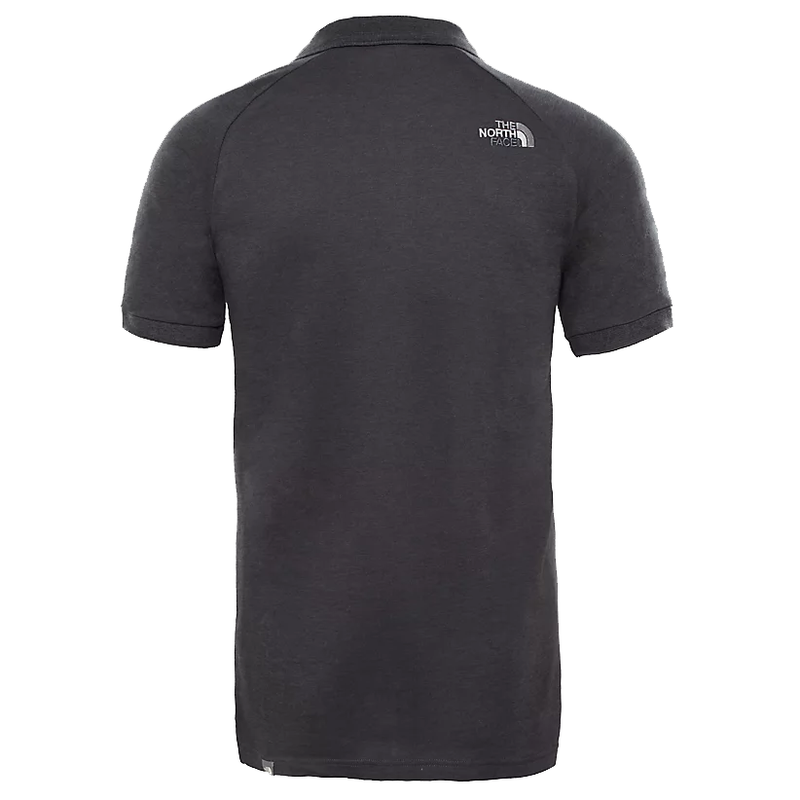 The North Face Mens Raglan Jersey Polo Shirt